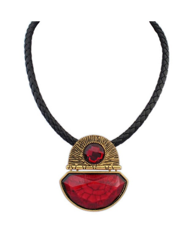 Occident Retro Exotic Hyperbolic Hot Sale Necklace