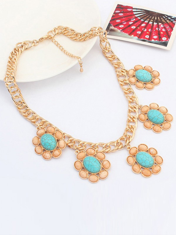 Occident Exotic Retro Hot Sale Necklace