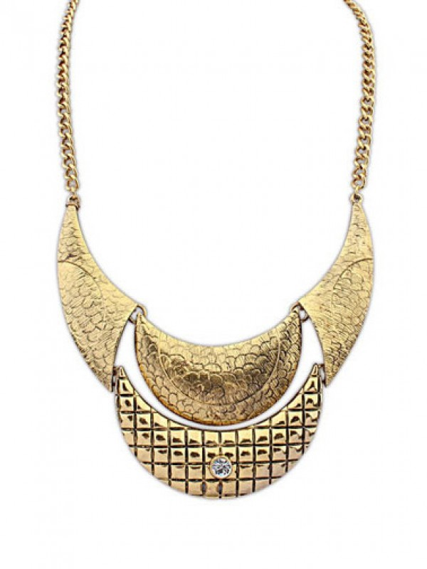 Occident Exotic Hyperbolic Personality Hot Sale Necklace