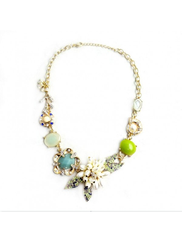 Occident Through Time and Space Exotic Immortal Gas Hot Sale Necklace