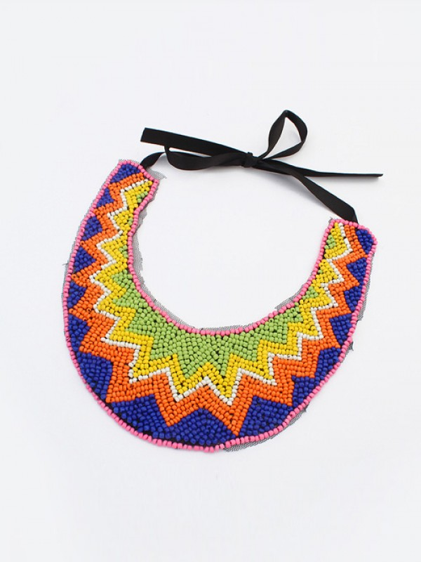 Occident Exotic Personality Retro Hot Sale Necklace-16