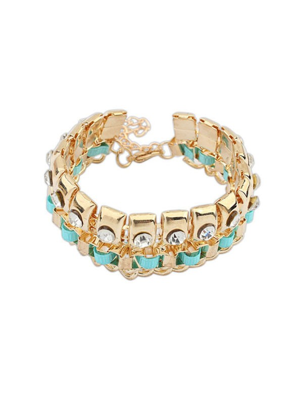 Occident All-match Woven Ethnic Customs Hot Sale Bracelets