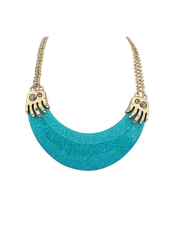 Occident Personality Exotic Hot Sale Necklace