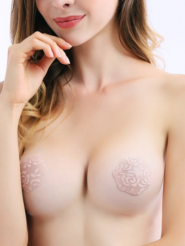 Sexy Lace Silicone Bra/Nipple Covers
