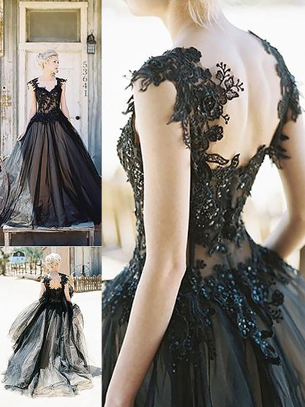 Awesome Ball Gown Sweetheart Cut Tulle Long Dresses With Lace